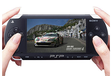 This is not the Playstation Vita.