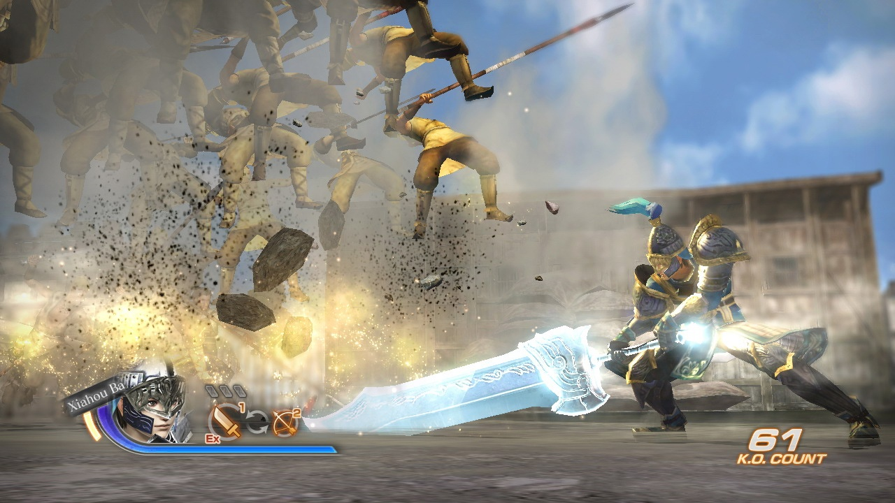 dynasty warriors 7 xtreme legends 2 player story mode