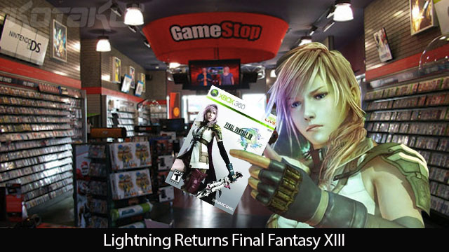 Unfortunately, she used the store credit to buy Resident Evil 6.