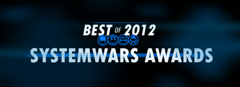 System Wars Awards 2012