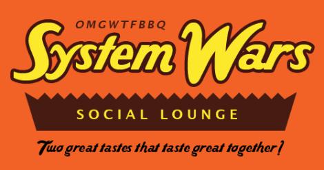 system wars lounge