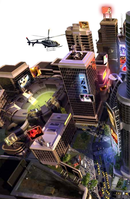SimCity big
