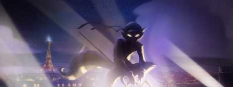 Sly Cooper Time