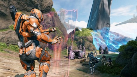 halo 4 screen