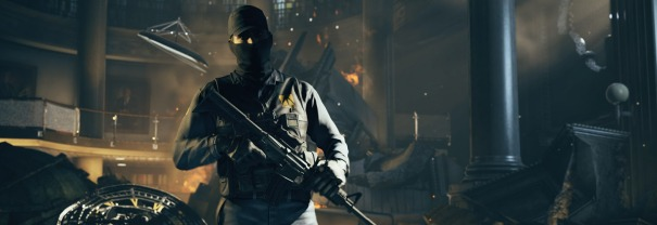 Quantum Break, from the developers of Alan Wake