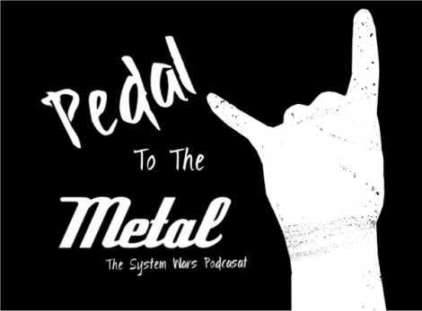 Pedal to the Metal logo