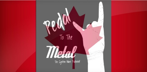 Pedal to the Metal 11 canada
