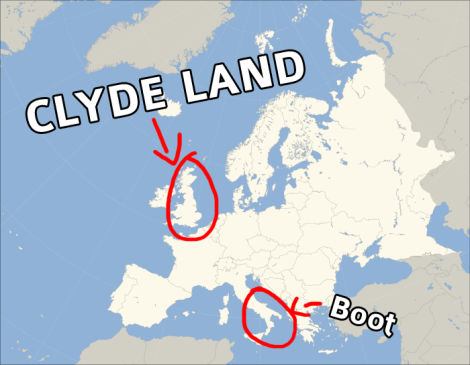 clyde land